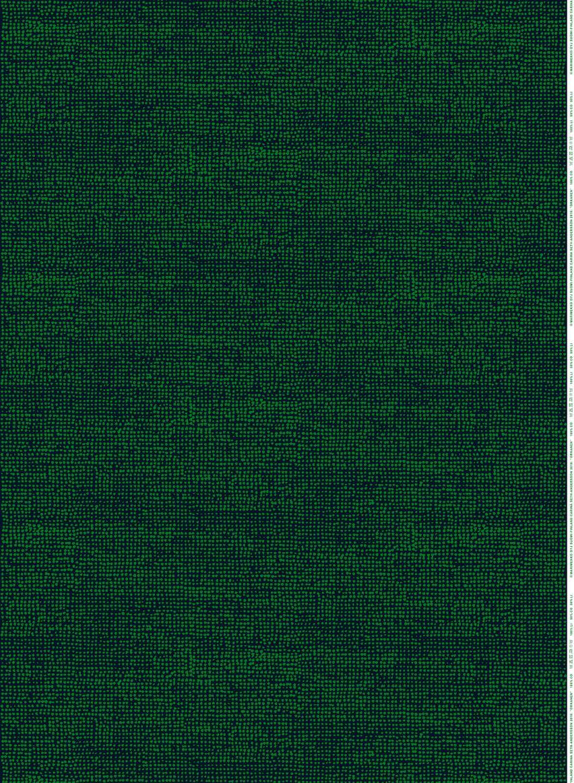 ダークブルー×グリーン