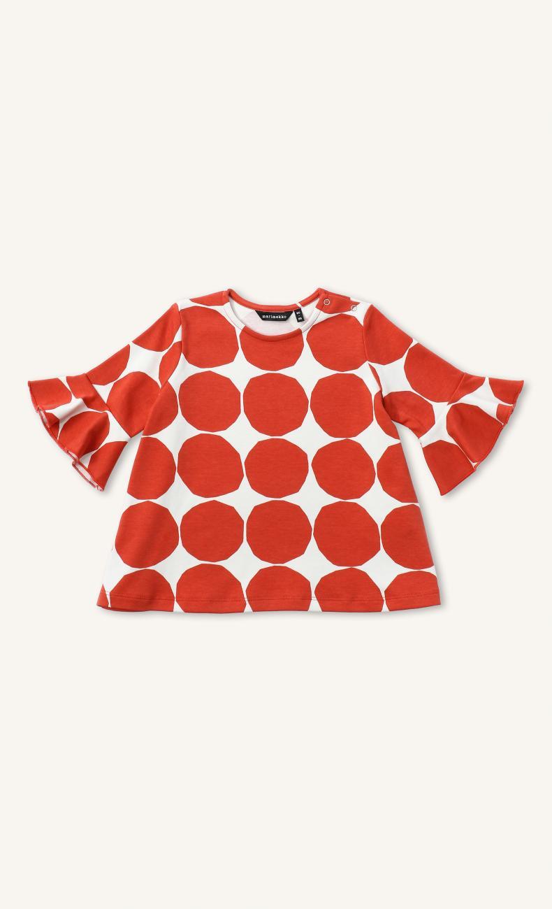 [Kids] Pomppia Mini Kivet カットソー