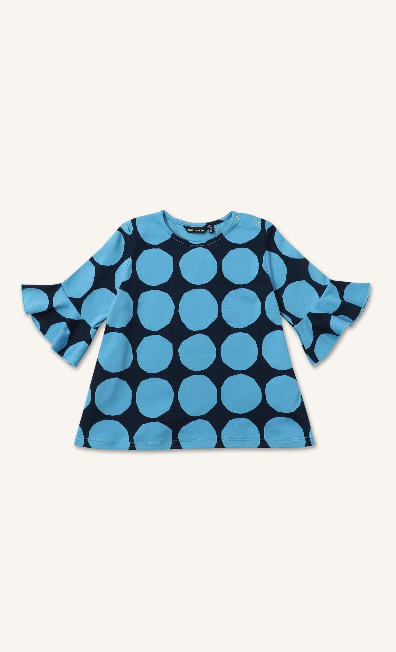 [Kids]Pomppia Mini Kivet 2 カットソー