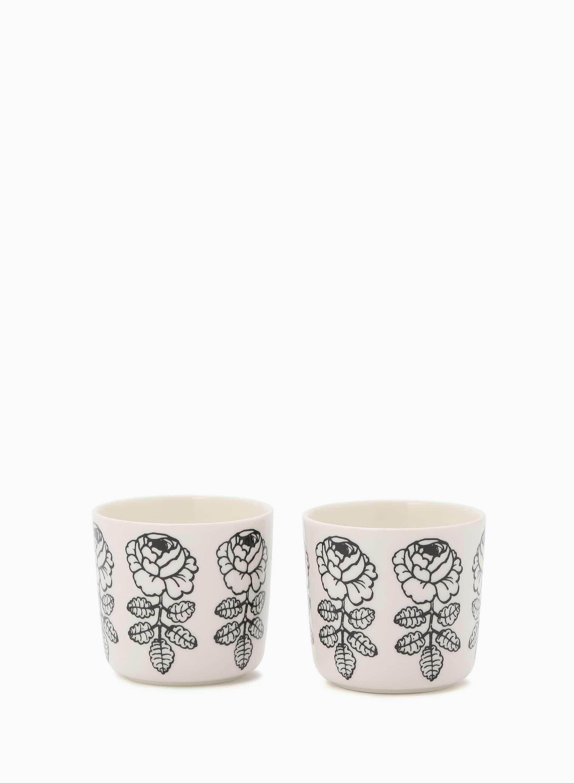 【日本限定】Vihkiruusu コーヒーカップセット(ハンドルなし)