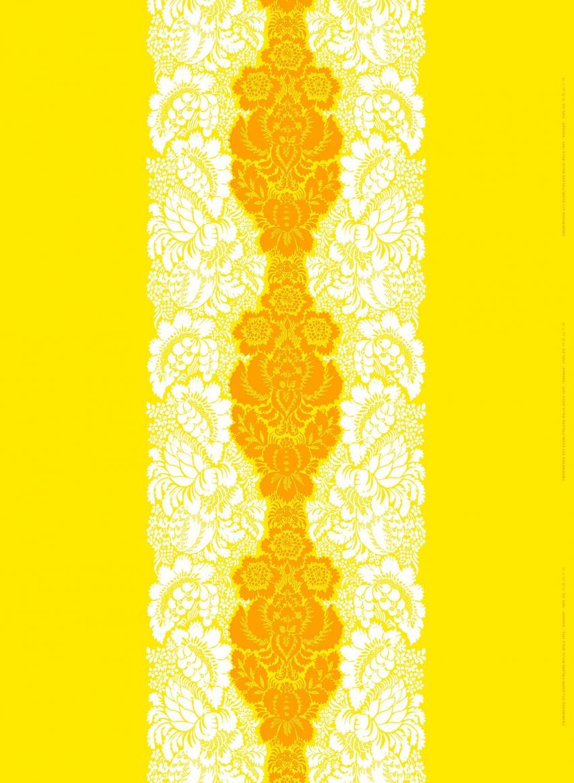 Ananas コットンファブリック